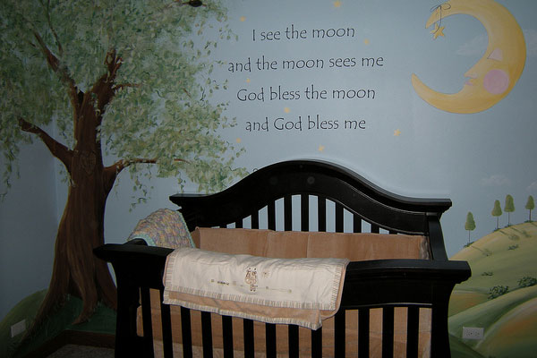 Dreamy Baby Boy Room
