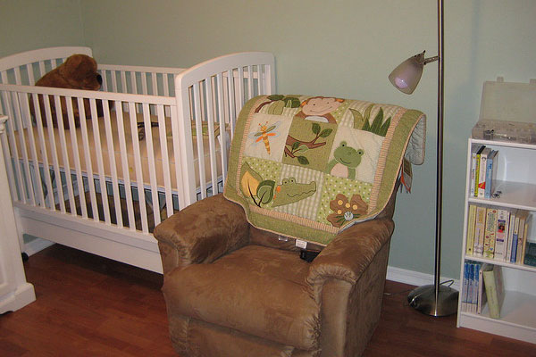Small Baby Room