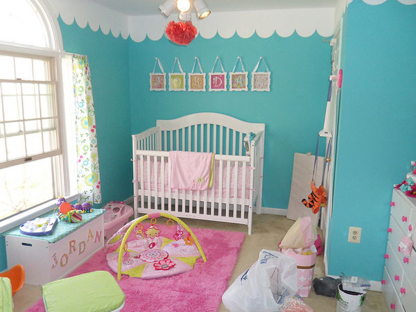Personalized child room