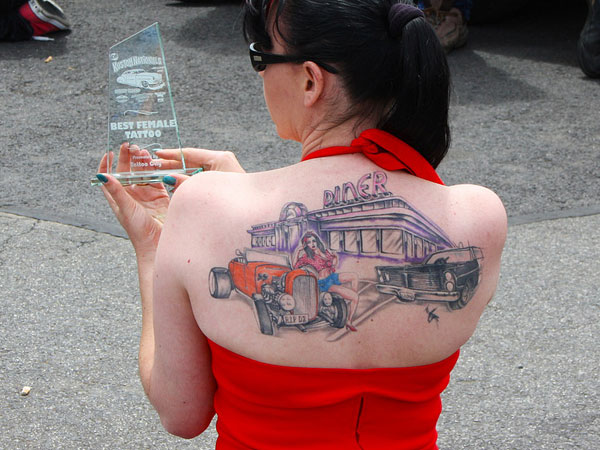 Award Winning Tattoo