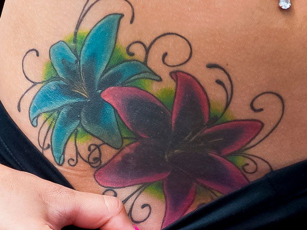 tattoo tooo 40 Marvelous Badass Tattoos