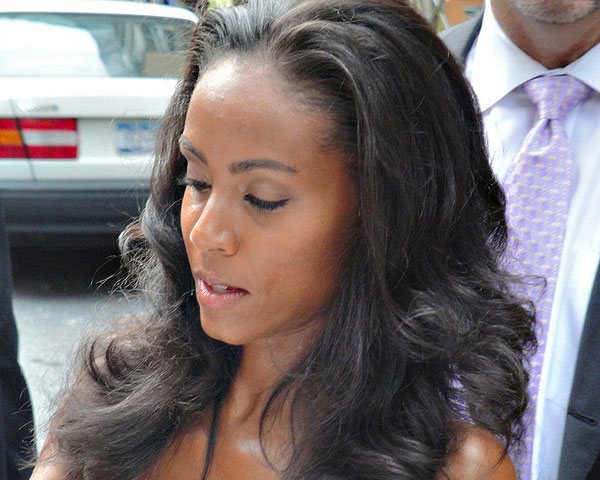 jada pinkett smith 30 Lovely Black Weave Hairstyles