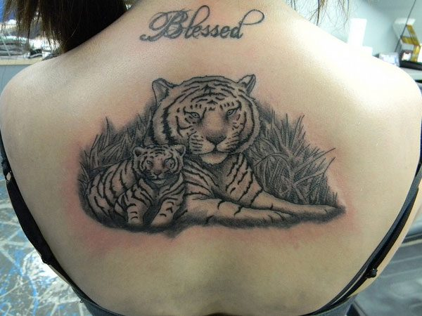 bd40dfc6a Tiger Tattoo Designs - 25 Stunning Collections | Design Press
