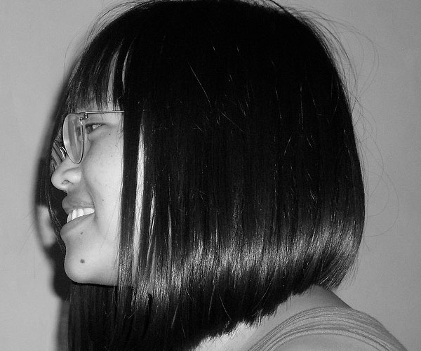 reverse graduated bob 30 Drool Worthy Bob Hairstyles With Bangs