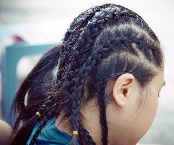 Pretty Cornrows