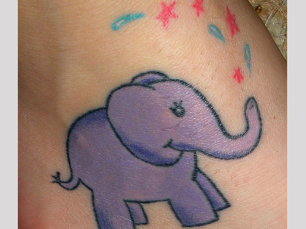 Elephant Color Fun