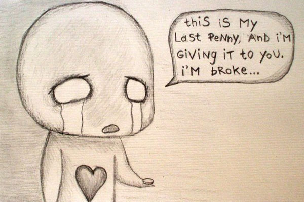 Broke And Emo