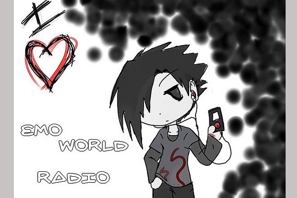 love emo world 20 Wonderful Emo Cartoon Pictures