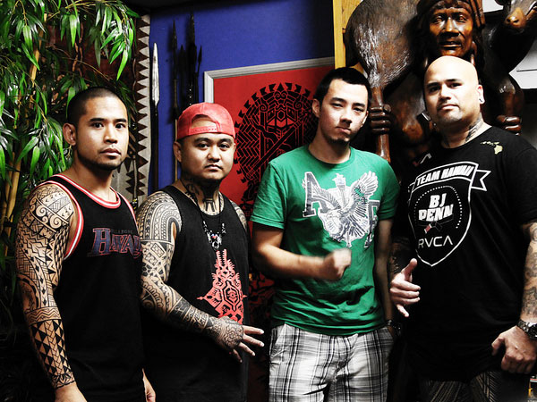 Filipino Tattoo on Guys