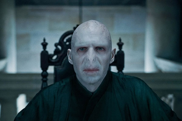 Why So Sad, Voldermort?