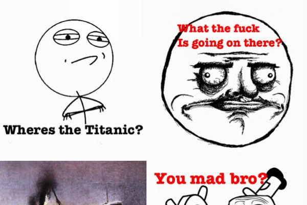 titanic 25 Groovy Funny Meme Pictures