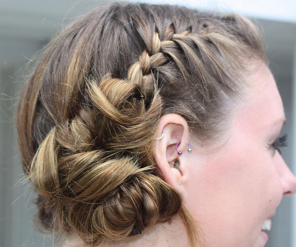 braided hair 30 Awe Inspiring Hairstyles With Braids