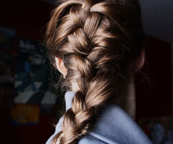 long hair 30 Awe Inspiring Hairstyles With Braids