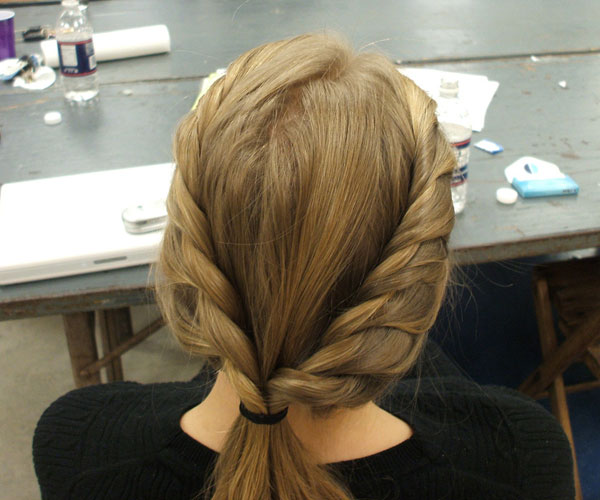 swedish miss braid 30 Awe Inspiring Hairstyles With Braids