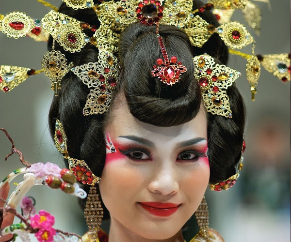 japanese traditional hair styles