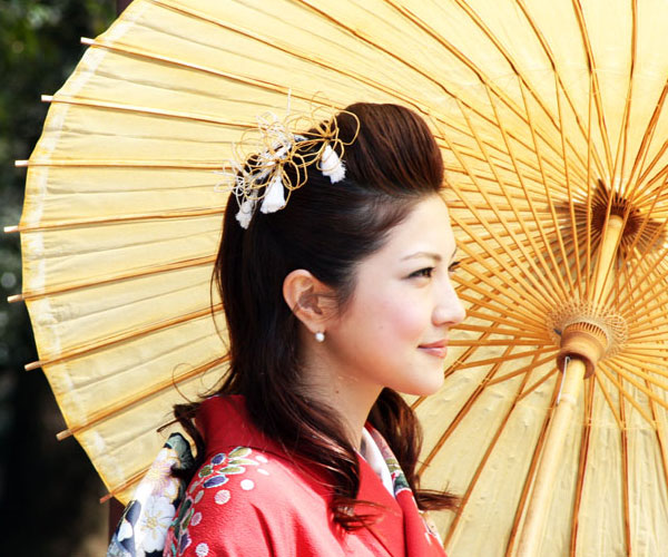 35 Artistic Japanese Hairstyles Slodive