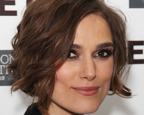 Keira Knightley Sweet Hairstyle