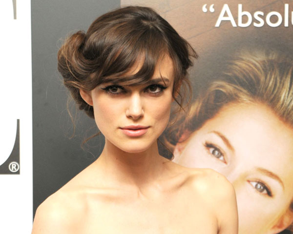 Keira French Hairstyle