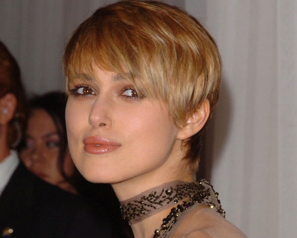 party hairstyle 25 Encouraging Keira Knightley Short Hair