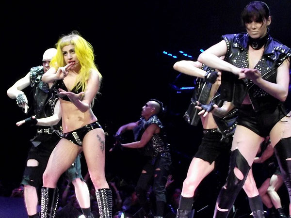 performing 50 Tremendous Lady Gaga Pictures