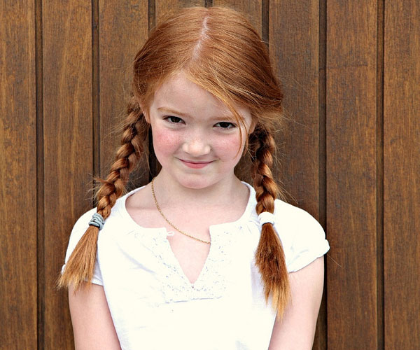 Little Girl Hairstyles Very Impressive Examples Slodive