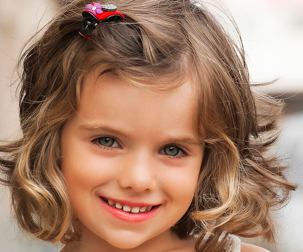Incredible 40 Sweet Little Girl Hairstyles Slodive Hairstyles For Women Draintrainus