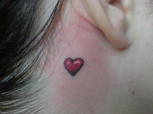 Heart behind the Ear
