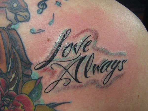 Love Always Tattoo