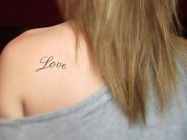 My Love Tattoo