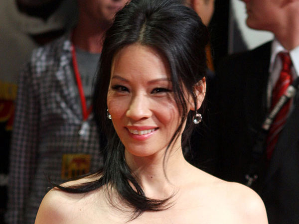 cute 30 Groovy Lucy Liu Pictures
