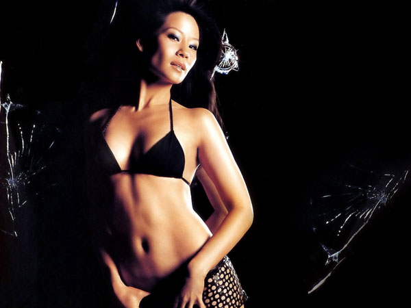 lucy liu 30 Groovy Lucy Liu Pictures