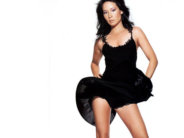 sexy dress 30 Groovy Lucy Liu Pictures