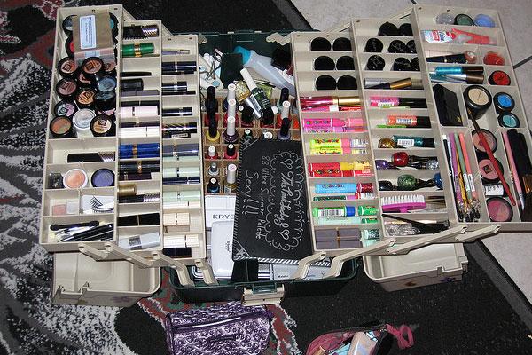 Colorful Storage Idea