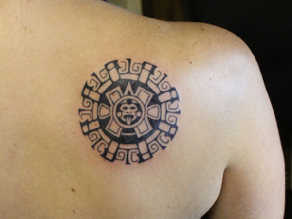 dd2d614b59bc6 Mayan Tattoos - 30 Perfect Collections | Design Press