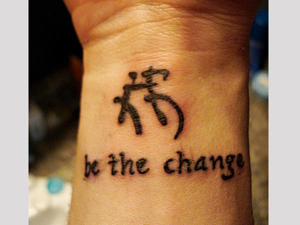 Change Tattoo