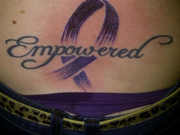 Empowered tattoo