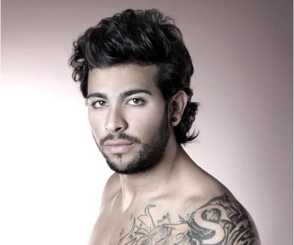 carlos soto 30 Wonderful Medium Hairstyles For Men