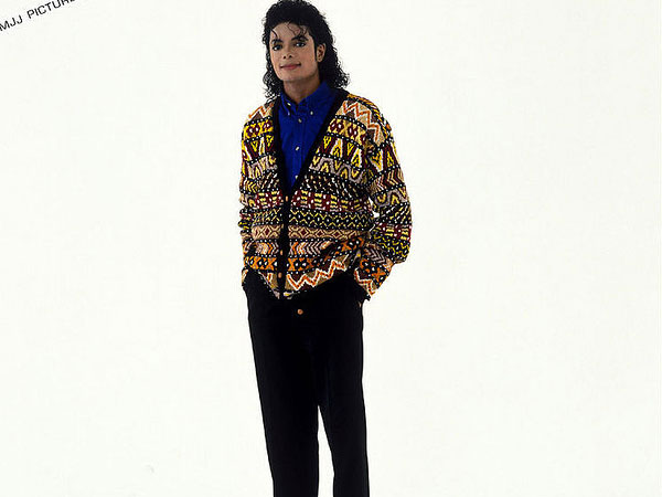 A Still of MJ