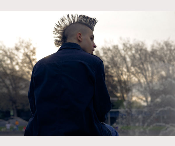 high 40 Staggering Mohawk Hairstyles
