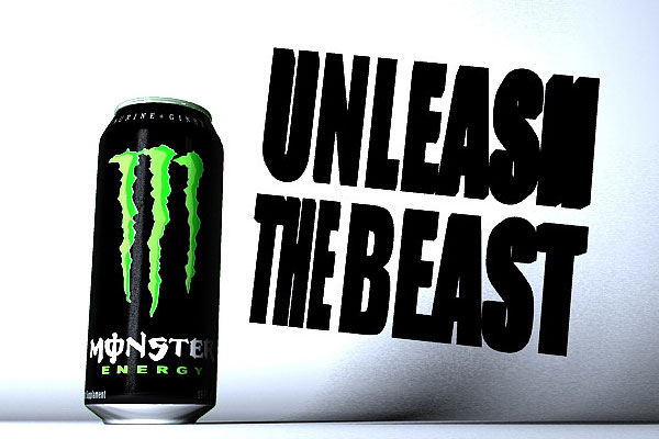 Monster Energy Tagline Picture