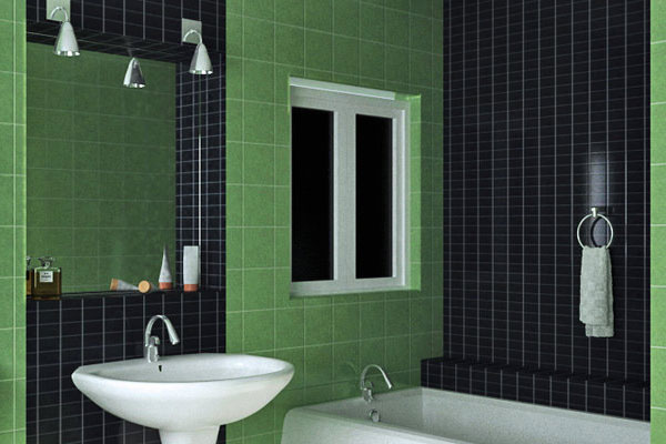 bathroom interior 30 Fascinating Paint Colors For Bathrooms