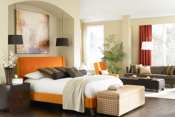 casana bedroom 40 Astounding Paint Colors for Bedrooms