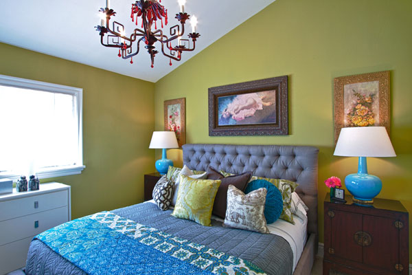 Green Bedroom Paint. Amazing Pink And Green Bedroom. Medium Size