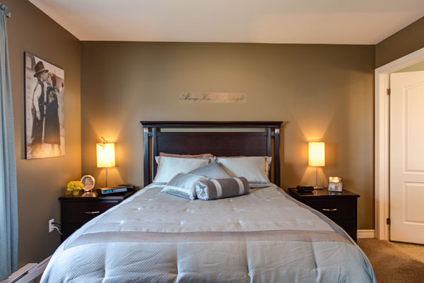 inspiring master bedroom paint color schemes | 40 Astounding Paint Colors for Bedrooms - SloDive