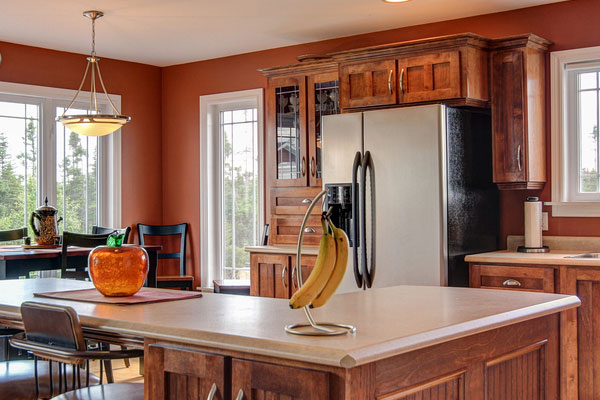 woody fruit kitchen. Interior Design Ideas. Home Design Ideas