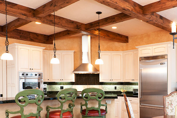 lighted kitchen 40 Breathtaking Paint Colors For Kitchens