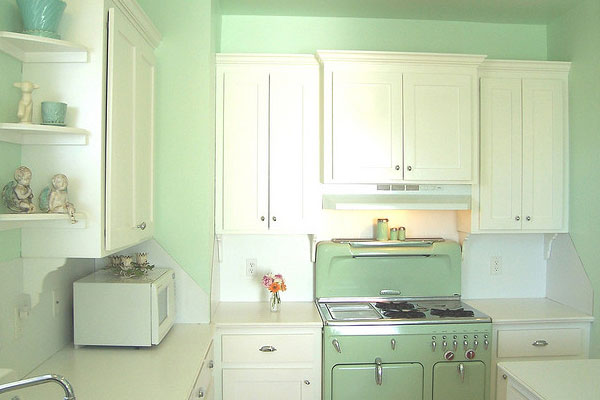 my vintage kitchen 40 Breathtaking Paint Colors For Kitchens