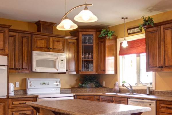 Designer Wood Kitchen