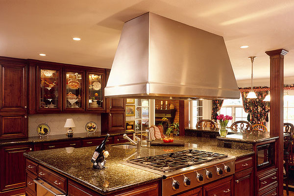 tuscan kitchen 40 Breathtaking Paint Colors For Kitchens