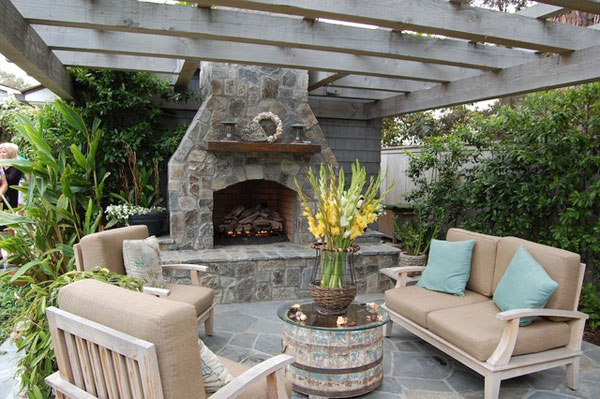 Garden Patio Ideas 25 best raised patio ideas on pinterest Garden Design With Exciting Patio Garden Ideas Slodive With Vine Plants From Slodivecom